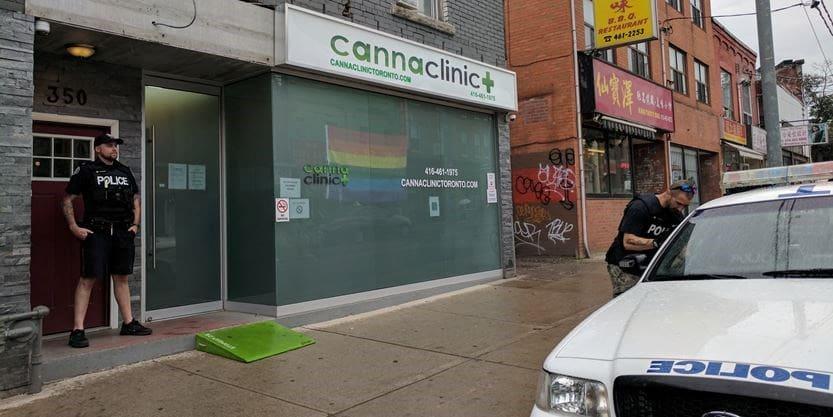 canna-clinic-police
