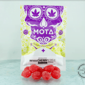 mota infused cherry candies