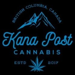 kana post logo