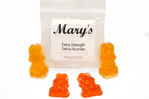 Mary's Extra Strength Bunnies
