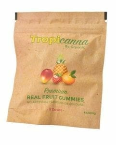 Tropicanna Real Fruit Gummies