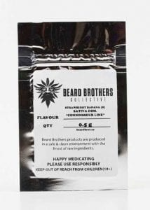Beard Bros Collective White Widow