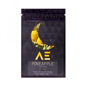 Apollo Extracts Pineapple Hybrid Shatter