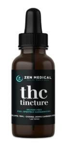 Zen Medical THC Tincture