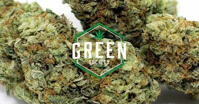 Green society featured dispensarygta review