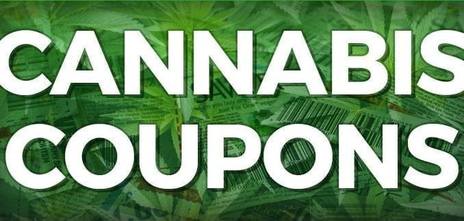 Cannabis Coupons