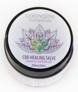 CBD Healing Salve (Cannalife)