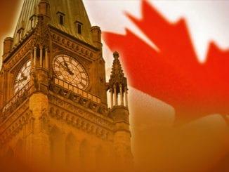 governemnet canada flag marijuana legalization bill c45