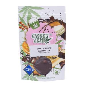 Milk Chocolate Hazelnut Cup