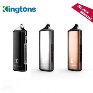 Kingtons dry herb vaporizer