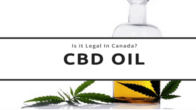 cbd oil legal canada