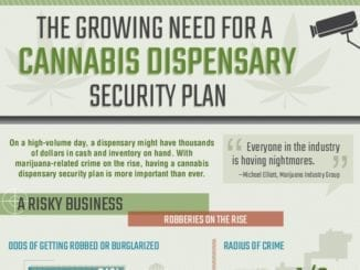 cannabis dispensary security plan
