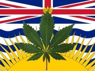 BC Cannabis flag