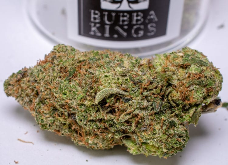 bubba god peak 420