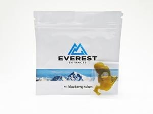 Shatter Everest Extracts Blueberry Nuken