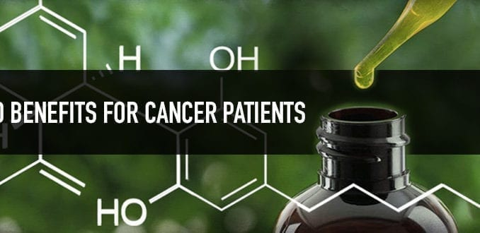 cbd benefits for cancer patients