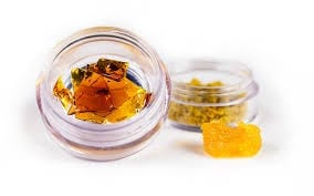 concentrates shatter wax