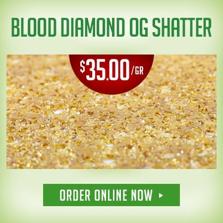 blood diamond shatter