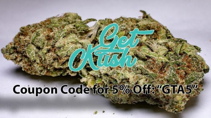 Get Kush Coupon Codes