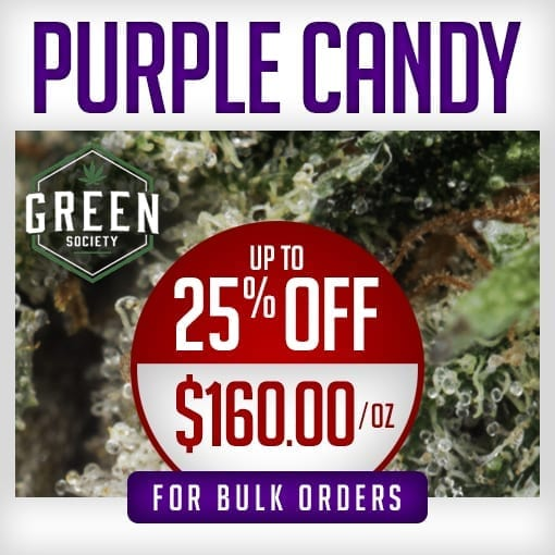 Buy Purple Candy!