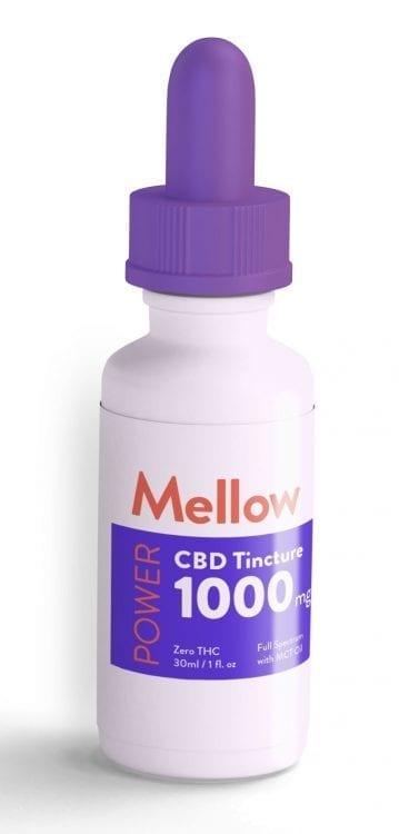 cbd tincture mellow