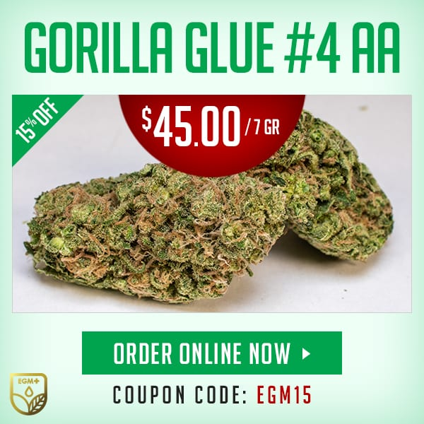Gorrila Glue #4 Banner