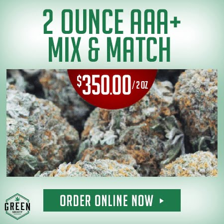DispensaryGTA - 450x450 2 Ounce AAA+ Mix & Match