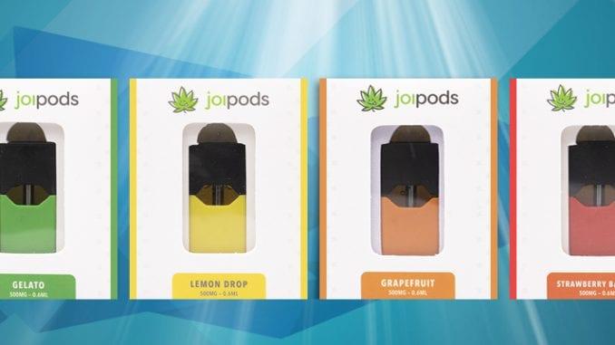 Review of THC Juul Pods/Joi Pods for Vaping Marijuana