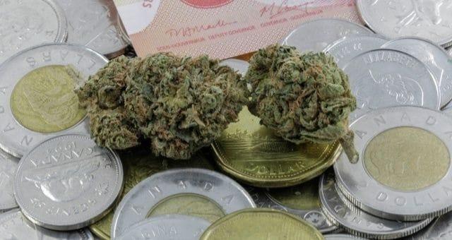 marijuana prices