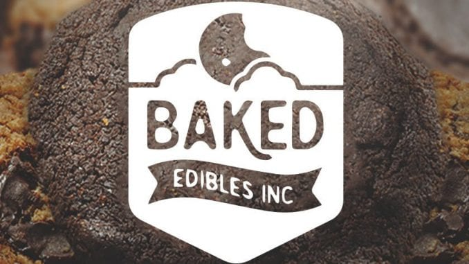 baked edibles inc closing