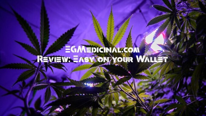 EGMedicinal.com Review