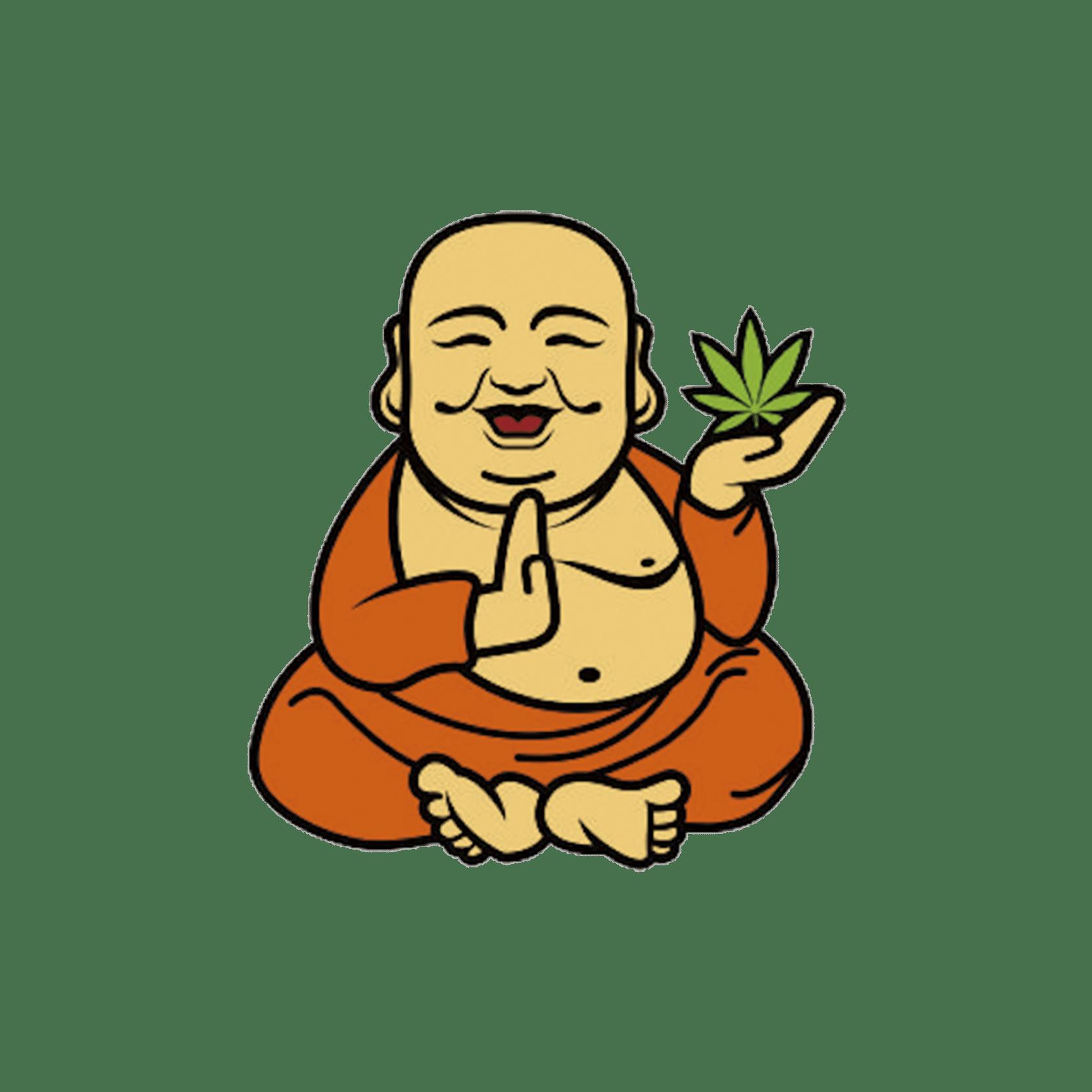 Healing Buddha Shio Logo