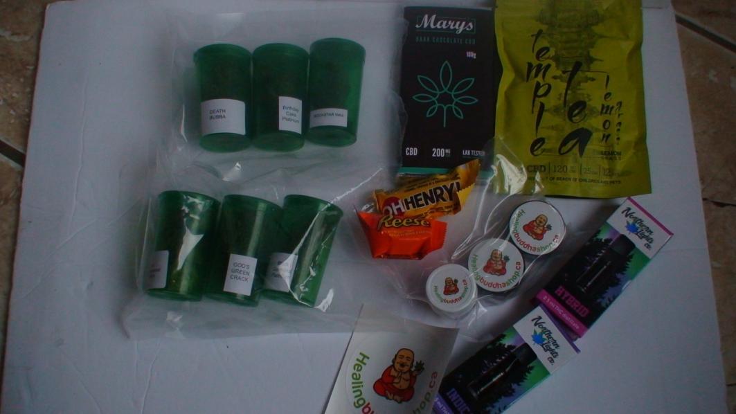Package - Healingbuddhashop.ca