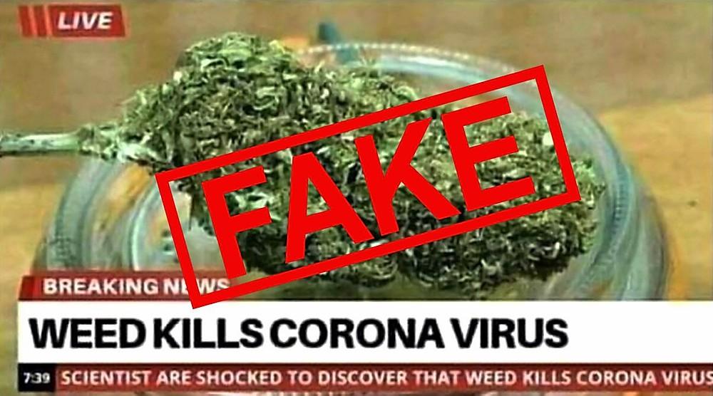 Corona Virus Fake News