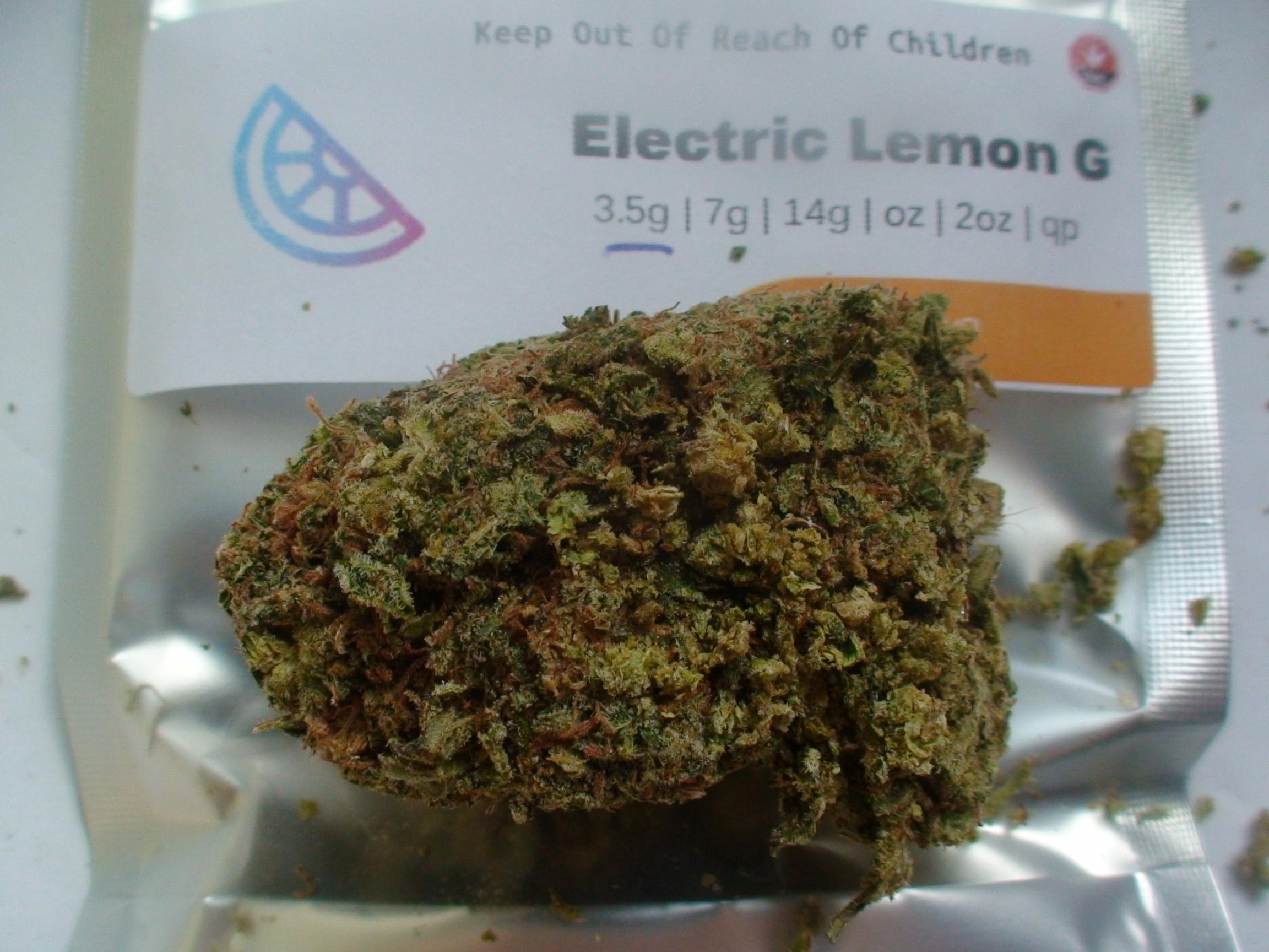 electric lemon cannabis