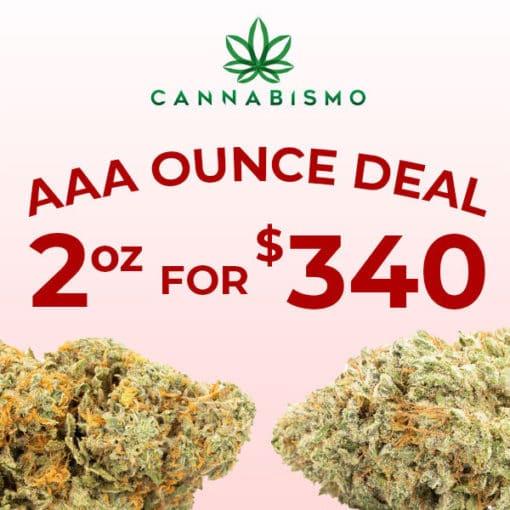 AAA Ounce Deal