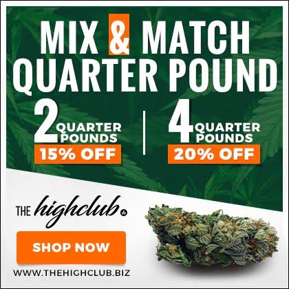 mix and match quarter pound
