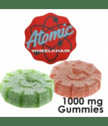 1000mg Gummies by Atomic Wheelchair