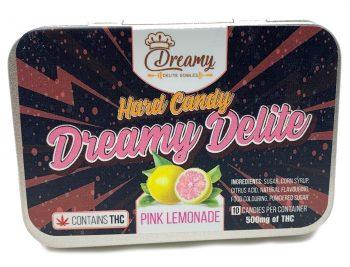 hard candy dreamy delite edibles wholesale