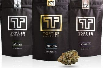top tier cannabis review