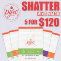 Pyro Extracts Shatter Mix & Match