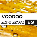 Mix and Match – Voodoo Concentrates Shatter (5g)